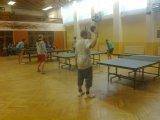 Vánoční turnaj ve stolním tenisu 2014