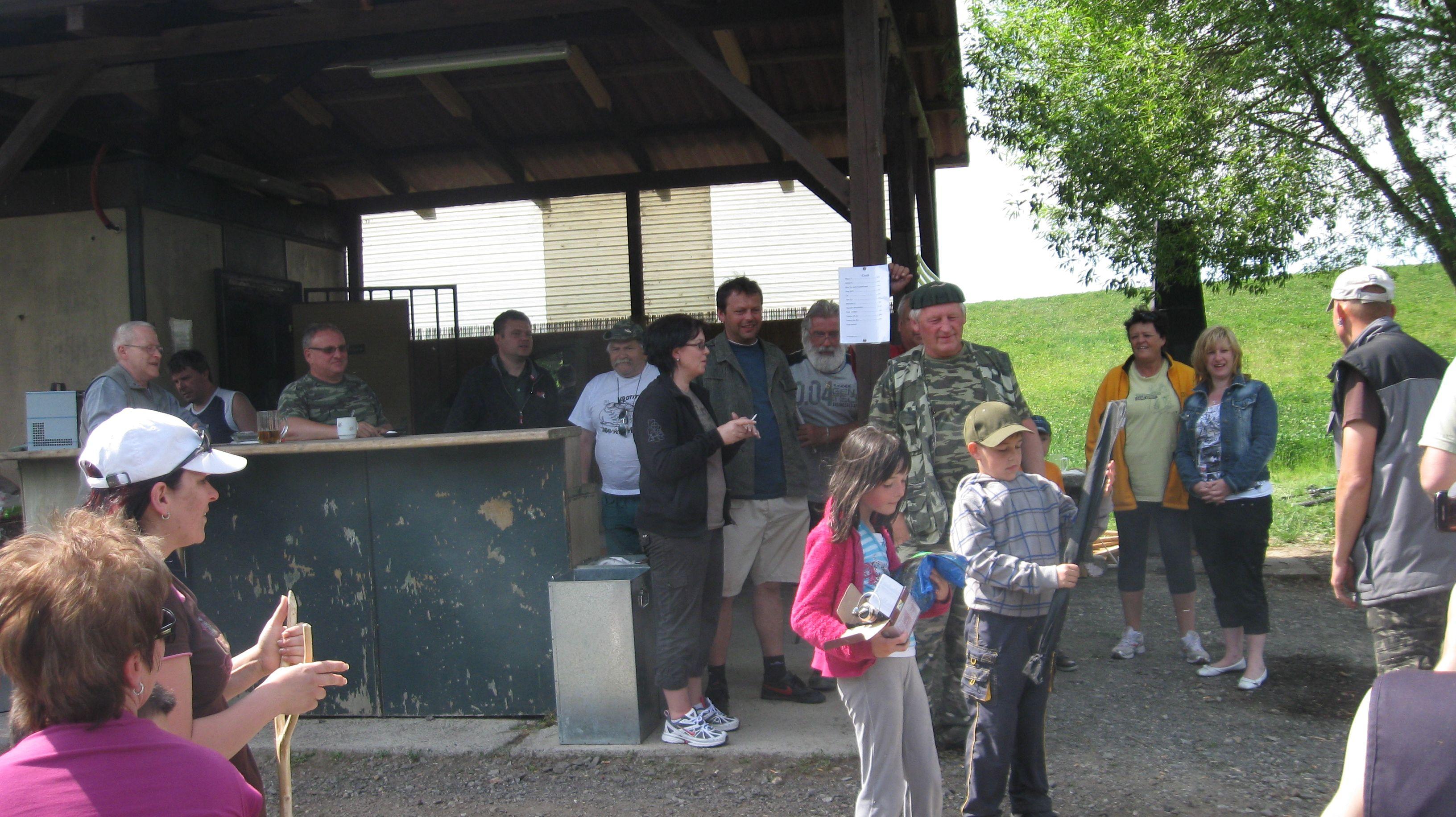 Rybářská soutěž 26.5.2012