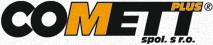 logo firmy Comett plus spol. s.r.o. Současní sponzoři