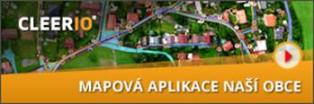 Mapová aplikace naší obce