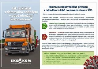 Minimum zodpovědného přístupu k odpadům - KO