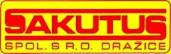 logo firmy Sakutus s.r.o. Současní sponzoři