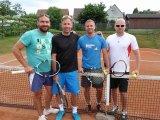 Jarní tenisový turnaj 4her 2018