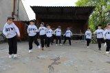 taneční vystoupení