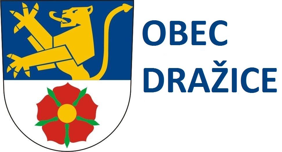 logo obce Dražice Současní sponzoři